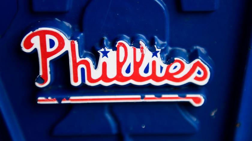 Philadelphia Phillies logo.