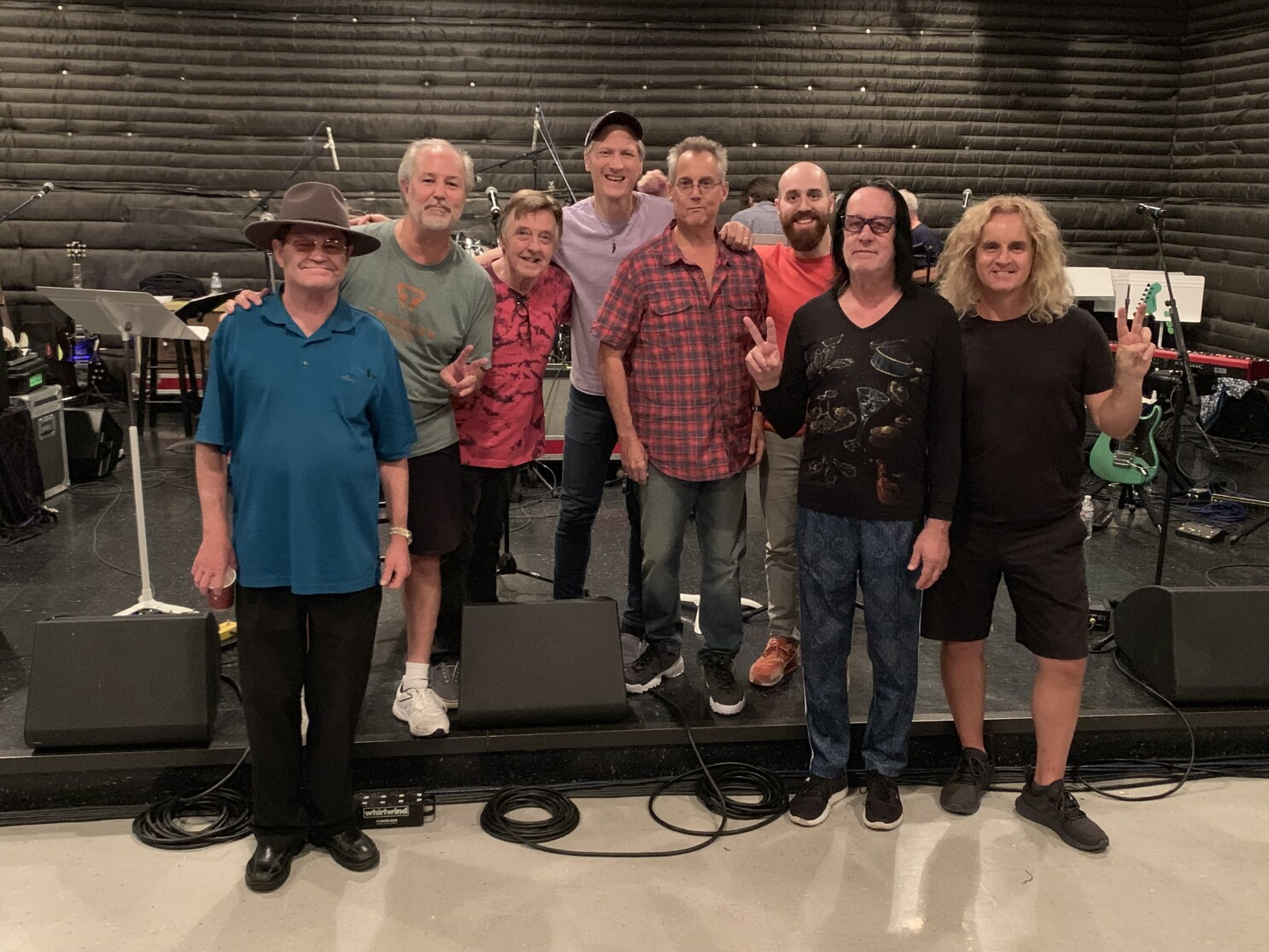 The Beatles to be saluted here Sunday by Todd Rundgren, Mickey Dolenz, Christopher Cross, Jason Scheff and...
