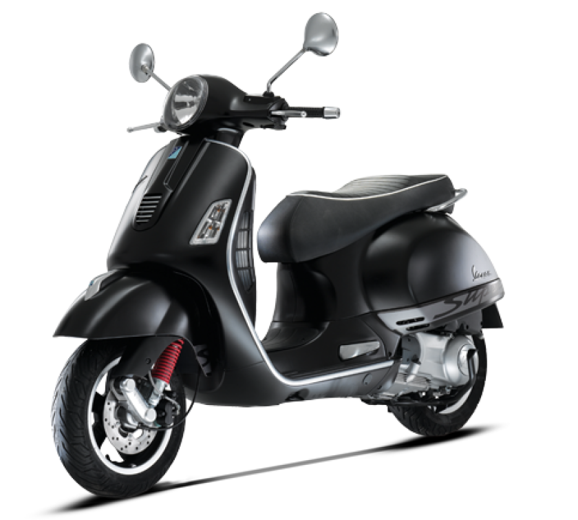First Times ride: Vespa GTS 300SS, a super sporty scooter