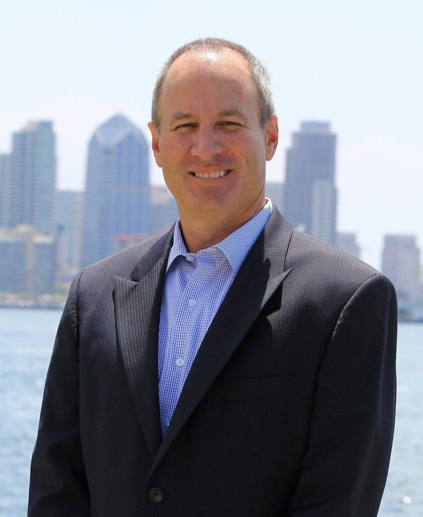 Robert Hickey announces candidacy for city attorney.