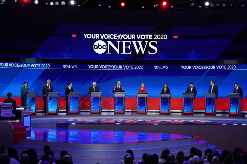 Democratic debate analysis: Which candidates came out on top