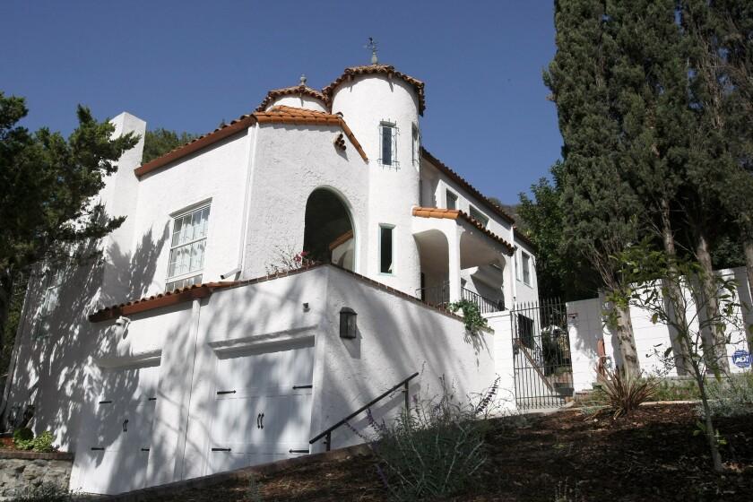 Burbank home for preservation