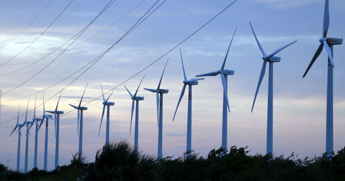 Trump says windmill power isn't working. His Energy secretary disagrees