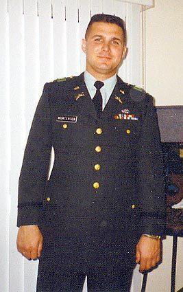 Mortensen, military
