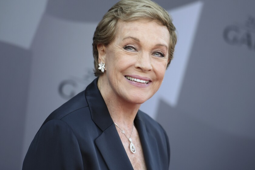 People Julie Andrews