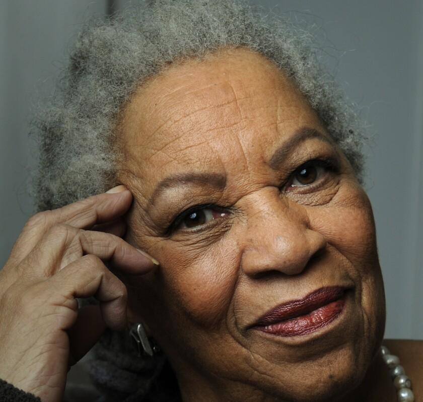 Toni Morrison in 2008