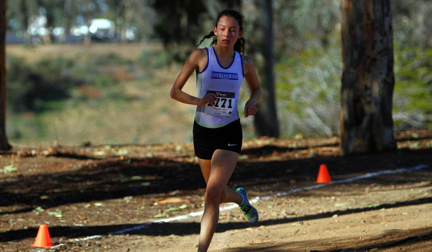 2015 All-Academic Team: girls cross country - The San Diego