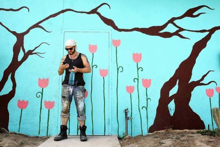 'Beautify Lincoln' campaign brings murals to a boulevard's businesses