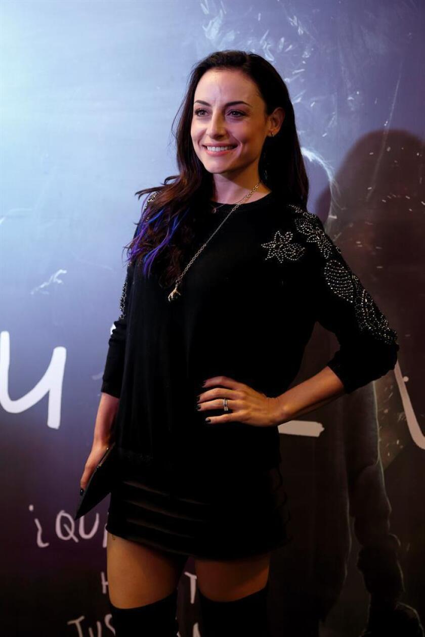La actriz mexicana Marimar Vega. EFE/Archivo