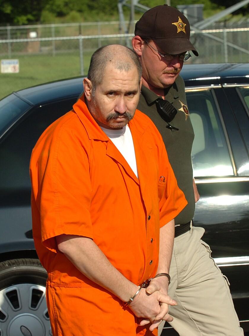 José Manuel Martínez ha admitido haber asesinado a decenas de personas en Estados Unidos como matón a sueldo de carteles mexicanos del narcotráfico. (John Godbey/The Decatur Daily via AP)