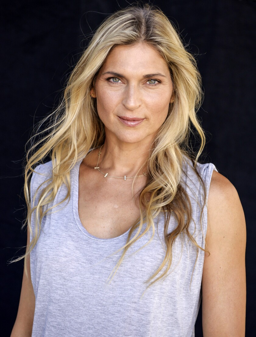 Six wellness assists from super-fit Gabby Reece