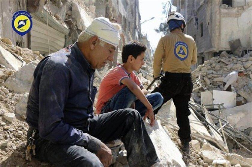 El Consejo de Derechos Humanos de la ONU celebrará este viernes una sesión especial para debatir sobre la situación en Alepo, donde actualmente han cesado los bombardeos rusos y sirios como preludio de una pausa humanitaria, pero donde la situación de la población civil sigue siendo desesperada.