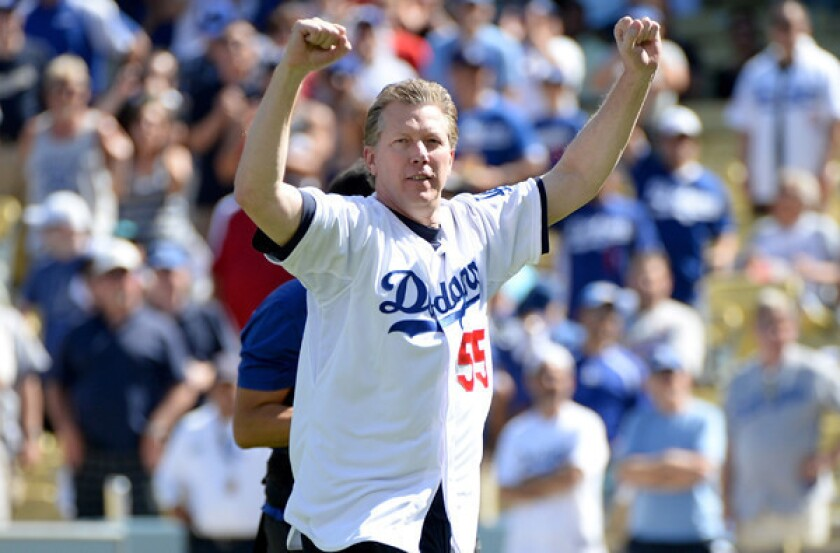 Dodgers hire Orel Hershiser as new team broadcaster