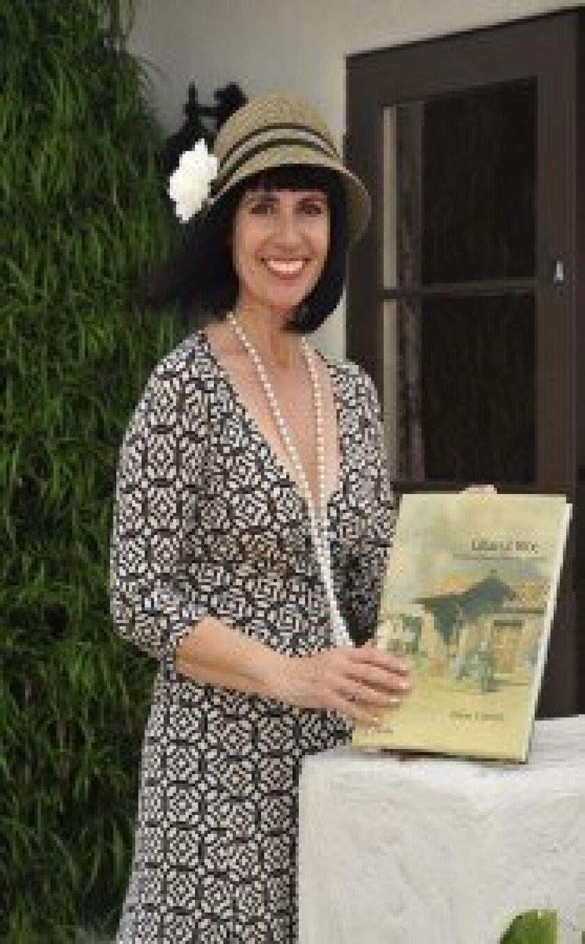 Author Diane Welch        Photo by Sandé Lollis