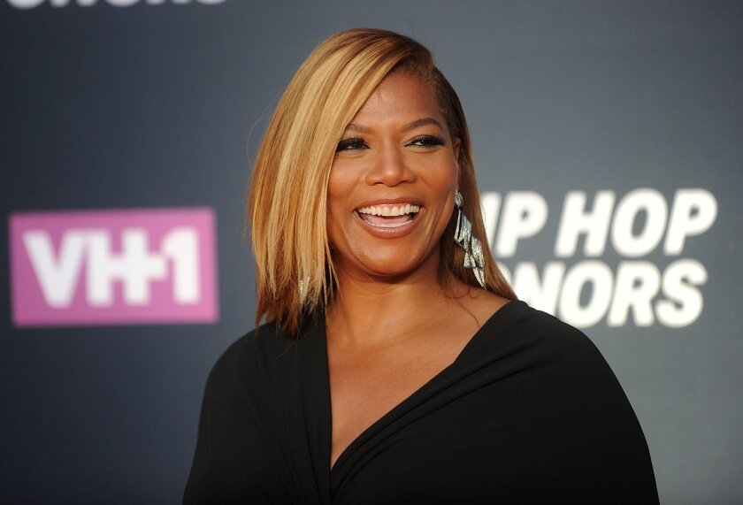 Queen Latifah attends the arrivals at VH1's Hip Hop Honors at David Geffen Hall at Lincoln Center on Monday, July 11, 2016, in New York. (Photo by Brad Barket/Invision/AP)