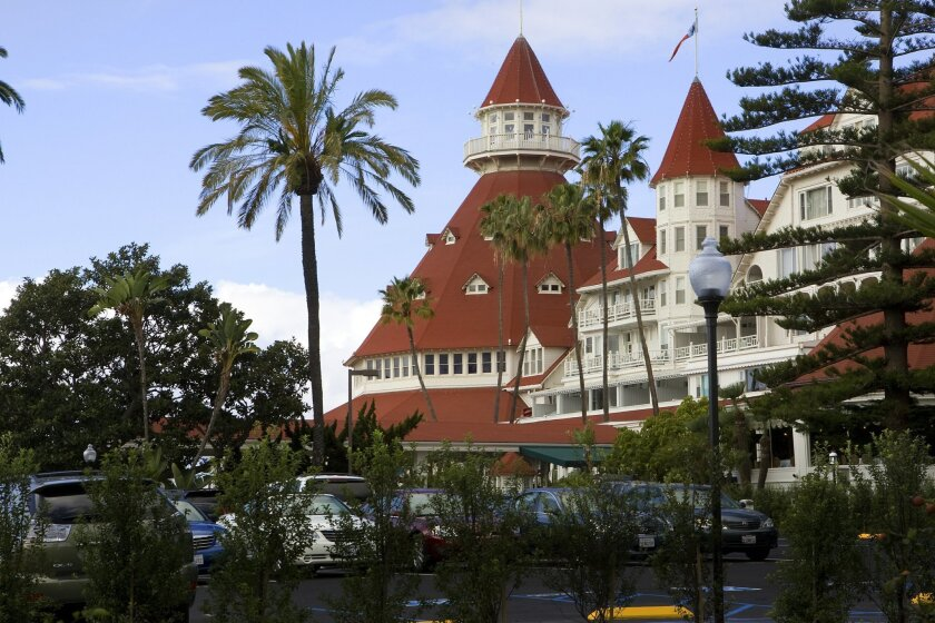 The Blackstone Group will be a new majority owner of the Hotel del Coronado