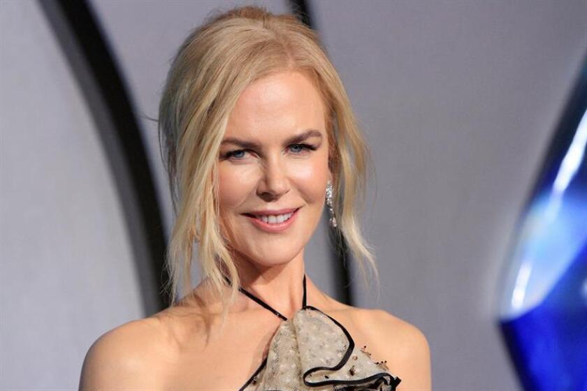 Nicole Kidman dona medio millón dólares a Fondo Fiduciario de la ONU