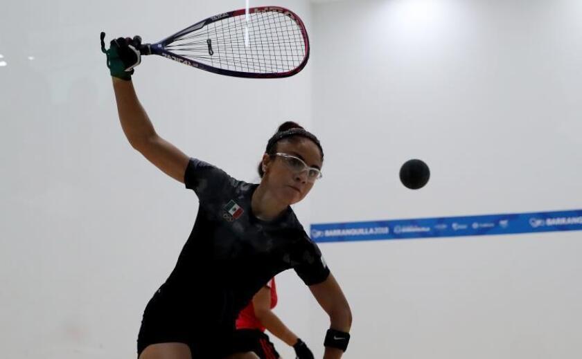 La mexicana Paola Longoria disputará la final en busca de su tricampeonato