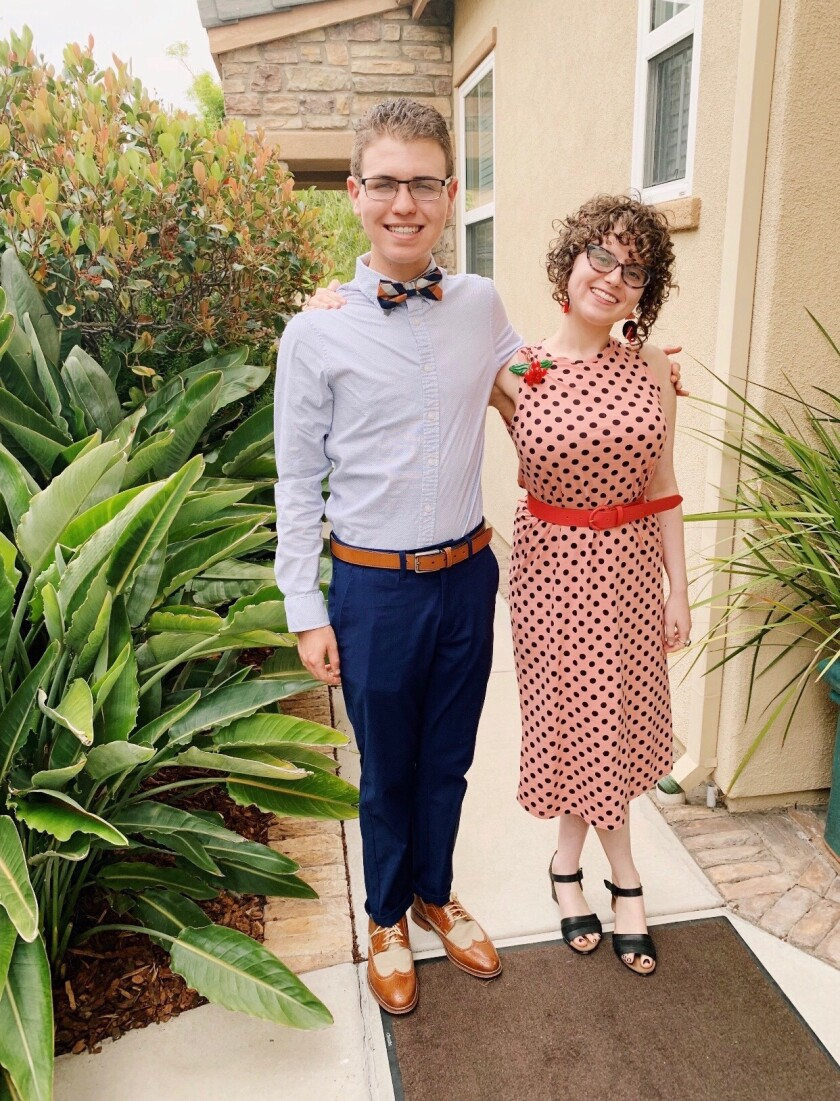 Siblings Justin and Jacqueline Fisher hope their Whimsical Finds Shop helps people find a little joy.
