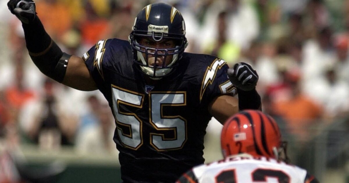 db8b74db 55' remains prime number for Seau - The San Diego Union-Tribune
