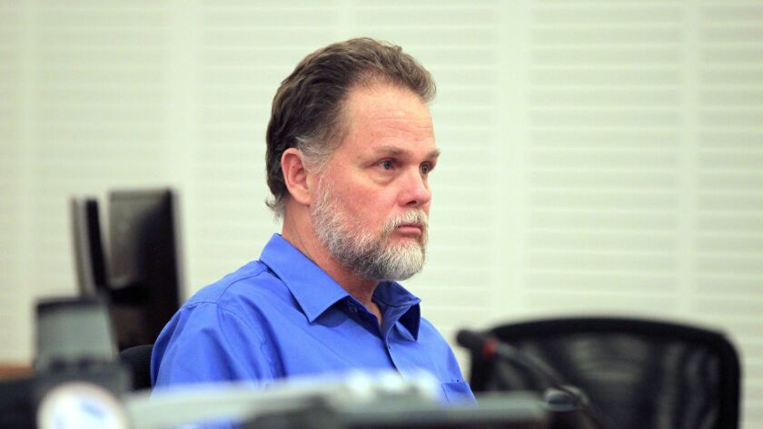 Charles Merritt is accused of killing a Fallbrook family of four. Charlie Neuman • U-T