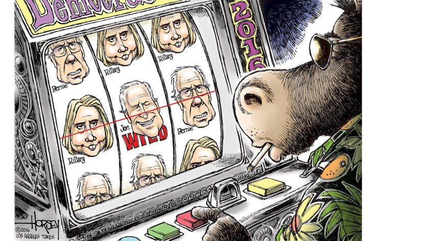 Top of the Ticket: Democratic debate