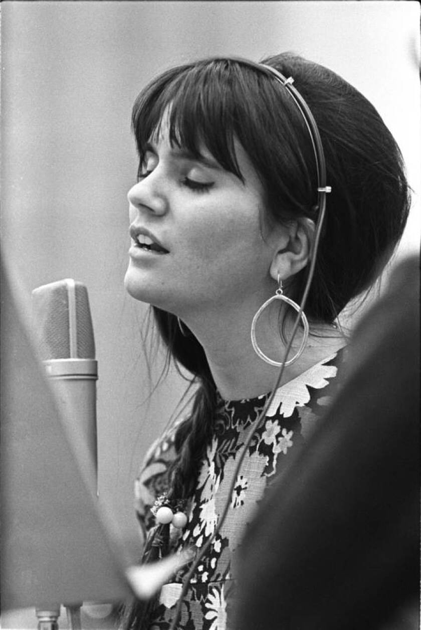 Linda Ronstadt On The Sound Of Her Life Los Angeles Times