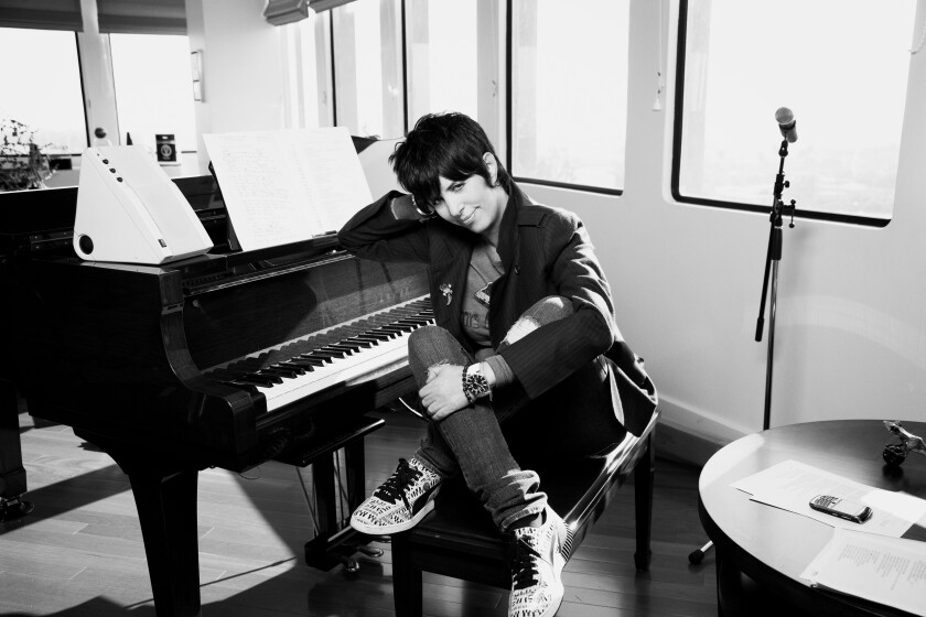 Diane Warren will be honored Sunday at the Coronado Island Film Festival.