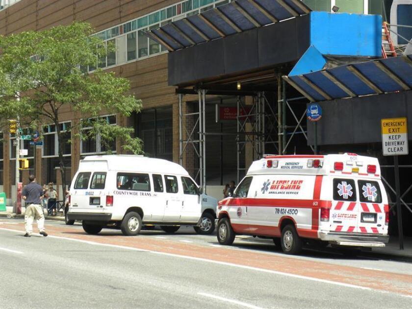 """El productor musical Jim Burns, uno de los creadores de """"MTV Unplugged"""", falleció en Nueva York víctima de las heridas que sufrió tras ser atropellado por un taxi el pasado fin de semana, según informan hoy medios locales. EFE/Archivo"""