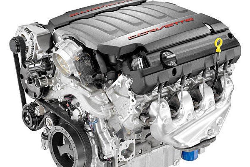 2014 Corvette engine details released