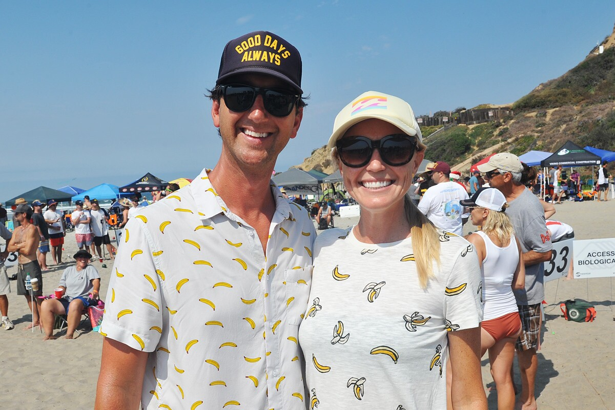 Hundreds of teams competed in the annual bocce ball tournament on Saturday, July 15, 2017, of which Vigilucci's Italian restaurant has hosted since 1994 to benefit the Boys & Girls Club of Carlsbad. (Rick Nocon)