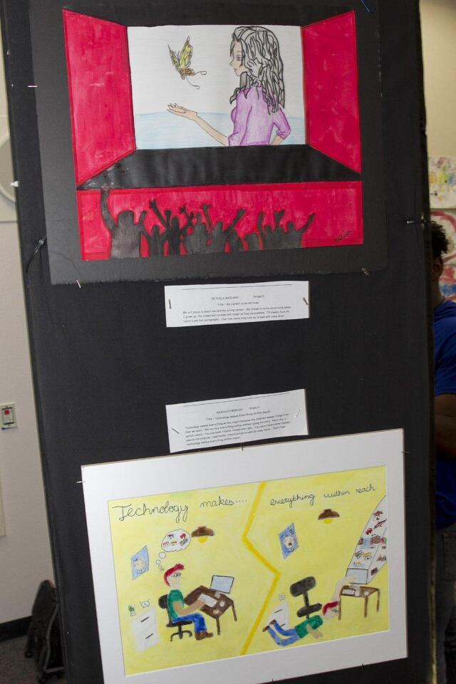 Torrey Hills Reflections Art Competition