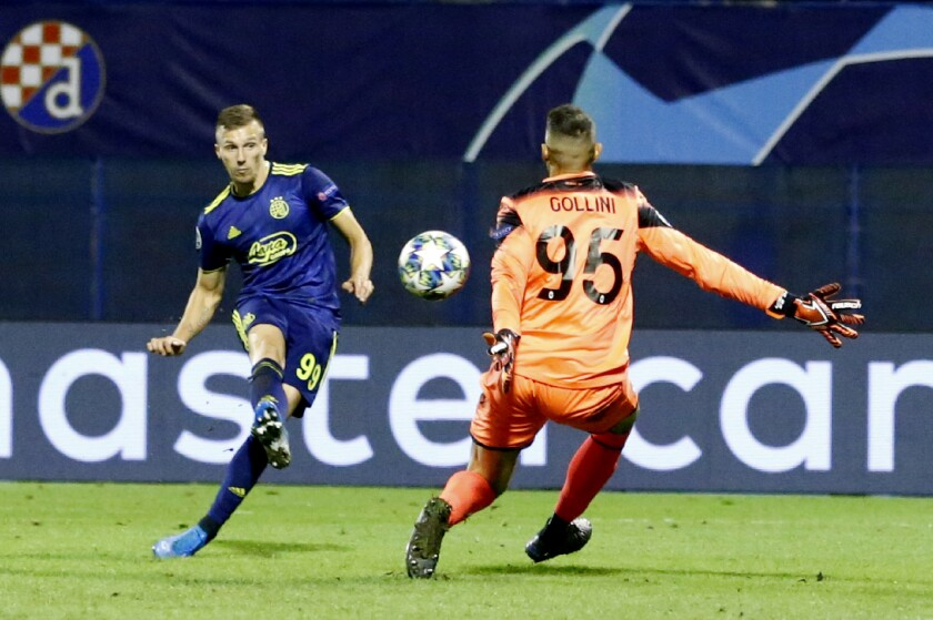 Croatia Soccer Champions League
