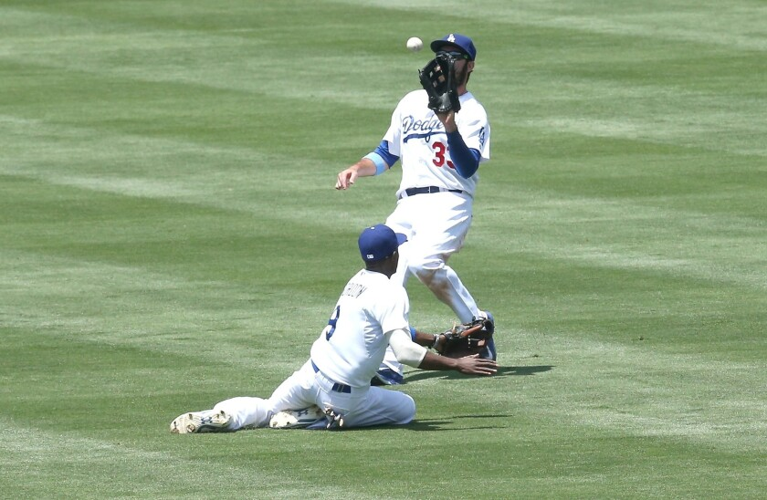 Dee Gordon, Scott Van Slyke