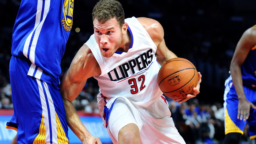 Blake Griffin's book list triggers a sharper performance for Clippers