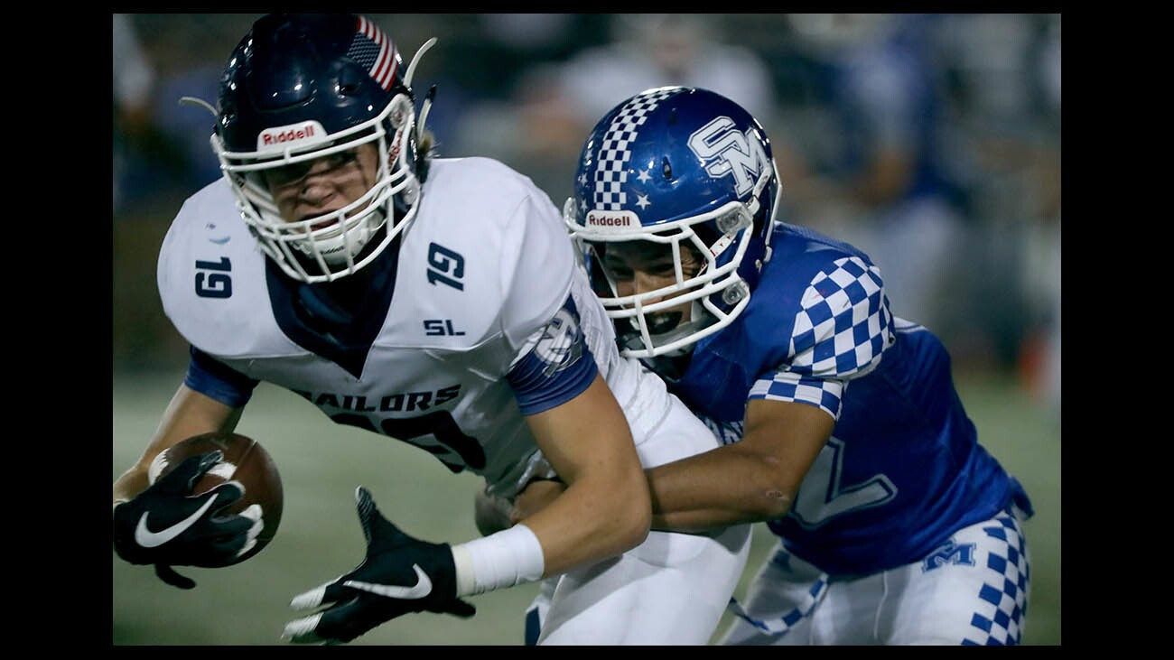 Photo Gallery: Newport Harbor vs. San Marino in Football