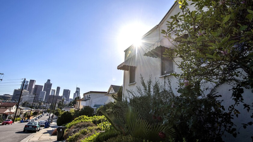 Measure S would halt few evictions from rent-controlled apartments, Times analysis finds.