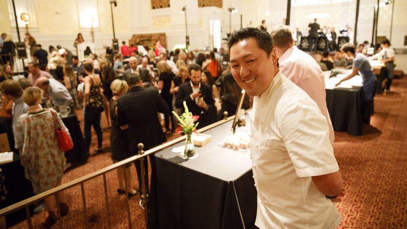 LA Times The Gold List 101 Launch Party