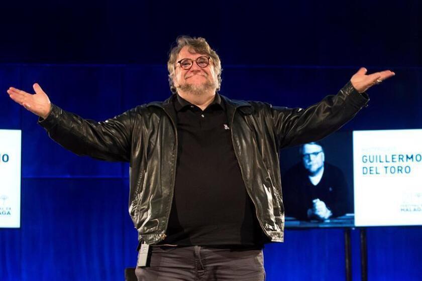 Robert De Niro, Guillermo del Toro y Daniel Craig son algunos de los artistas que recibirán una estrella en el Paseo de la Fama de Hollywood el próximo año, anunció hoy la Cámara de Comercio local. EFE/ARCHIVO
