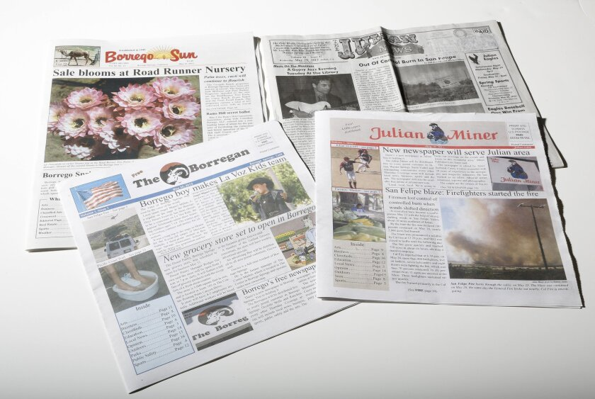 Two new newspapers take on established backcountry publications
