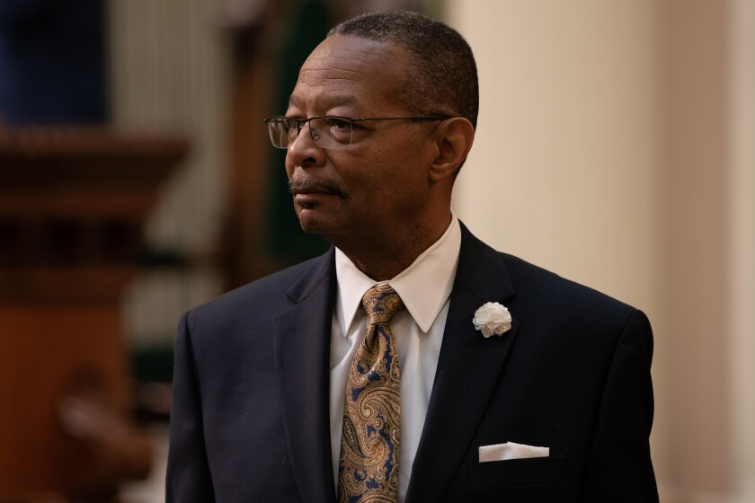Assemblyman Reginald Jones-Sawyer (D-Los Angeles)