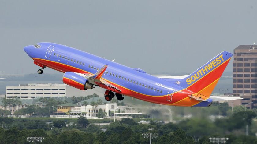 Southwest Airlines pilots' new contract provides a double-digit pay raise.