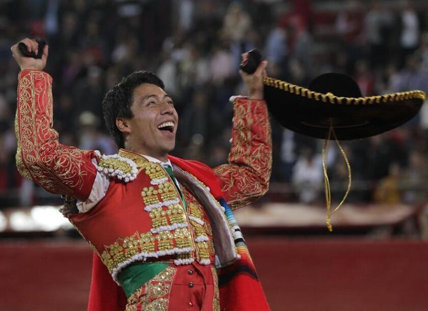 El torero mexicano Sergio Flores. EFE/Archivo