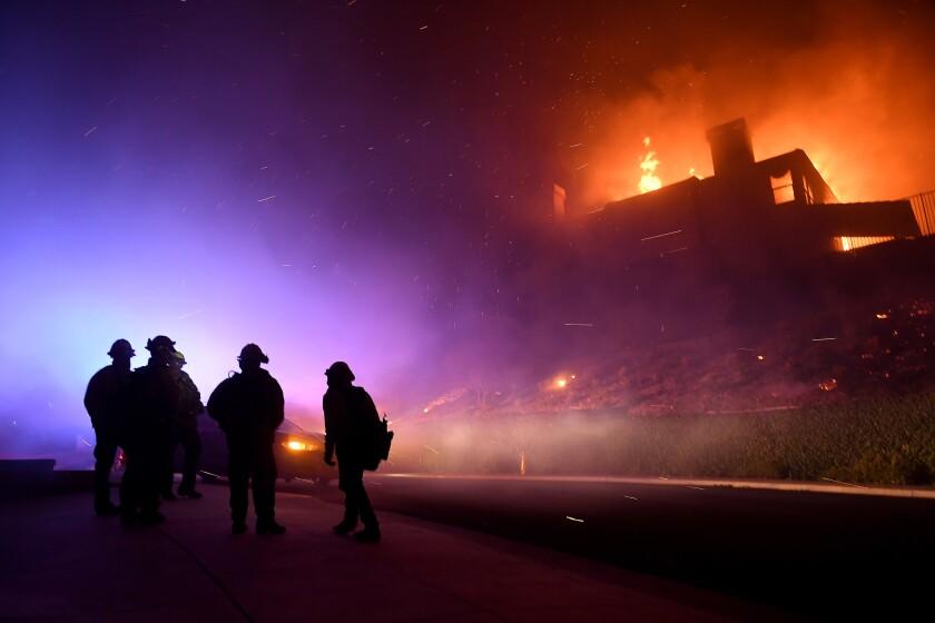 2018 Woolsey fire