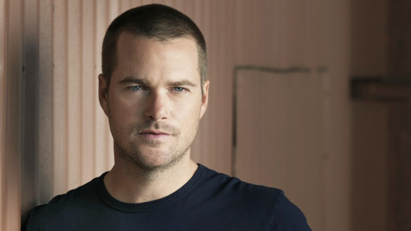 "Chris O'Donnell of ""NCIS: Los Angeles"" grew up playing sports and now enjoys coaching and refereeing."