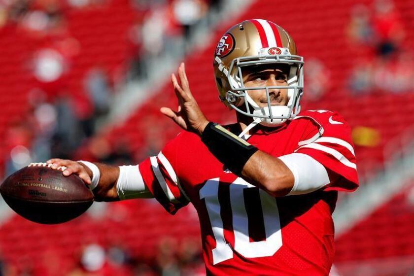 El mariscal de campo demostró que podría ser la respuesta para los 49ers, al conseguir 20 de 33 pases para 334 yardas con un envío de touchdown y un envío interceptado. EFE/Archivo