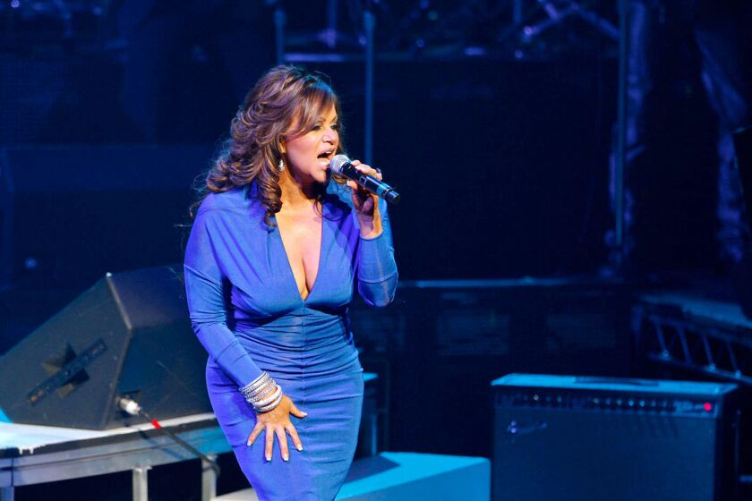Archivo: Concierto de Jenni Rivera / Gibson Amphitheatre / Los Angeles. (Photo: DDPixels)