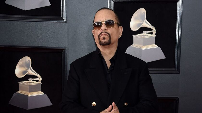 Ice-T brings his chill vibe to true crime genre with 'In Ice