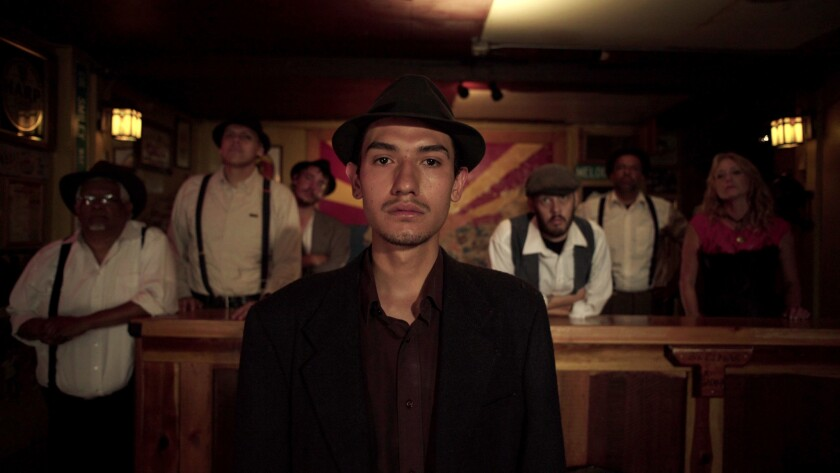 Fernando Serrano appears in <i>Bisbee '17</i> by Robert Greene, an official selection of the U.S. Do