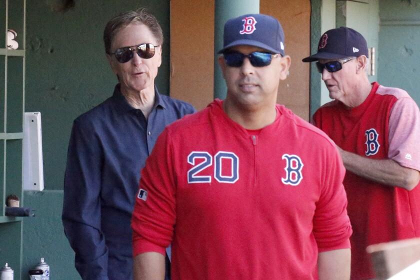 APphoto_Orioles Red Sox Baseball